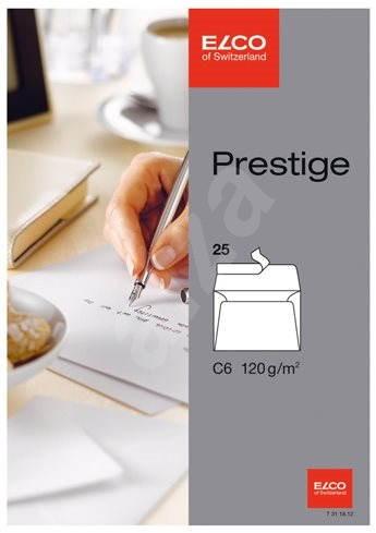 ELCO Prestige C6 120 g - balíček 25 ks - Poštová obálka