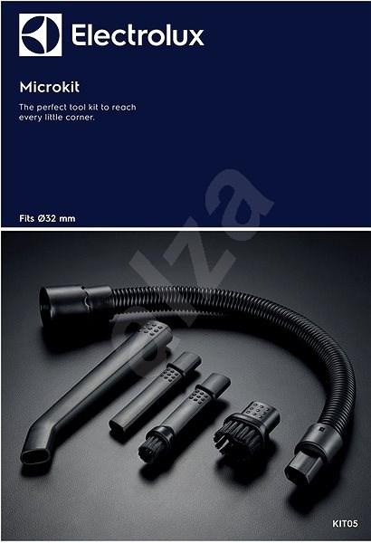 Electrolux KIT05 - Príslušenstvo k vysávačom