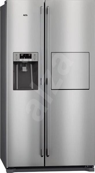 AEG RMB66111NX - Americká chladnička