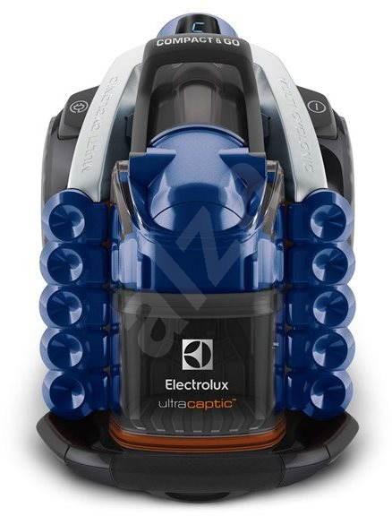 Electrolux UltraCaptic ZUCHARDFL - Bezvreckový vysávač