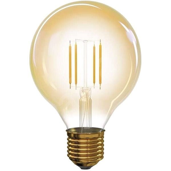 EMOS LED Vintage G95 4 W E27 - LED žiarovka