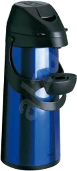 Emsa PRONTO Termoska pumpovacia 1.9 l modrá - Termoska  39ca4a15459