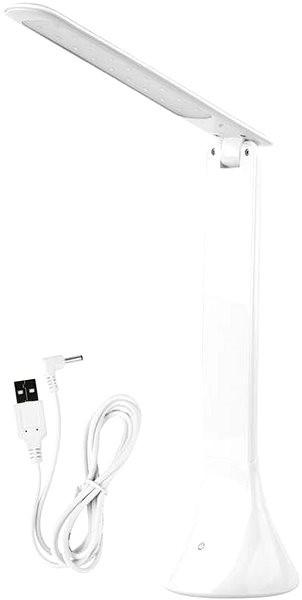 EMOS USB LED STOLOVÁ LAMPA IM811 W - Stolová lampa