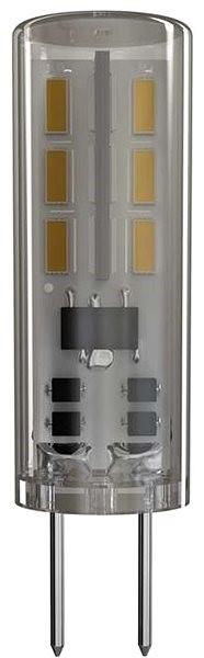 EMOS LED žiarovka Classic JC A++ 1,3 W G4 neutrálna biela - LED žiarovka