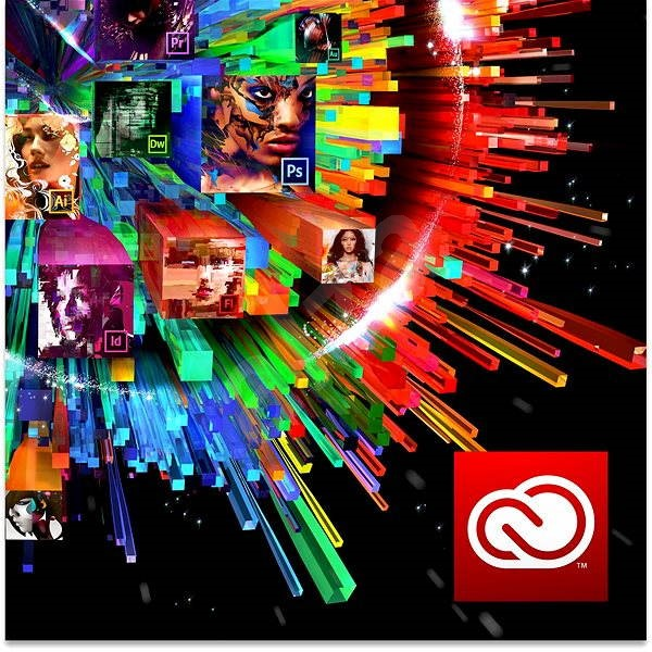 Adobe Creative Cloud for teams All Apps with Adobe Stock MP ENG Commercial (12 mesiacov) RENEWAL (elektronická licencia) - Elektronická licencia