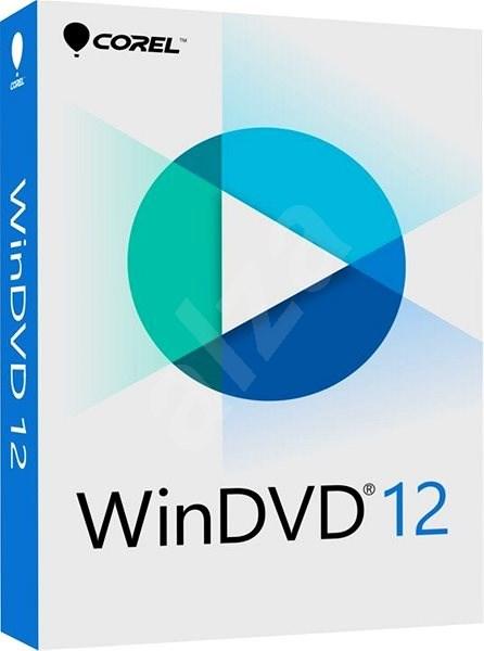 Corel WinDVD 12 Corporate Edition WIN (elektronická licencia) - Video softvér