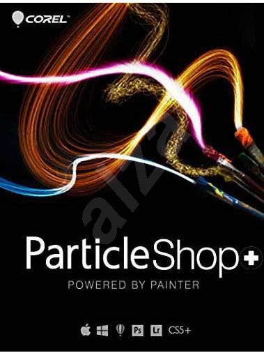 Corel ParticleShop Plus Corporate License - Grafický program