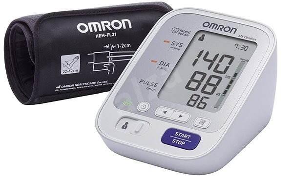 OMRON M3 Comfort - Tlakomer