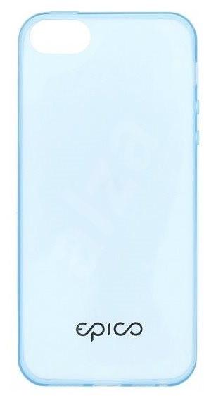 Epico Twiggy Gloss pro iPhone 5/5S/SE modrý - Ochranný kryt