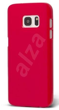 Epico Sparkling pre Samsung Galaxy S7 červený - Ochranný kryt