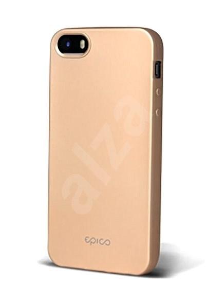 Epico Glamy pre iPhone 5 5S SE zlatý - Ochranný kryt  92e6e4c2fdd
