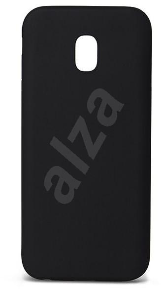 Epico Silk Matt pre Samsung Galaxy J3 (2017) – čierny - Kryt na mobil