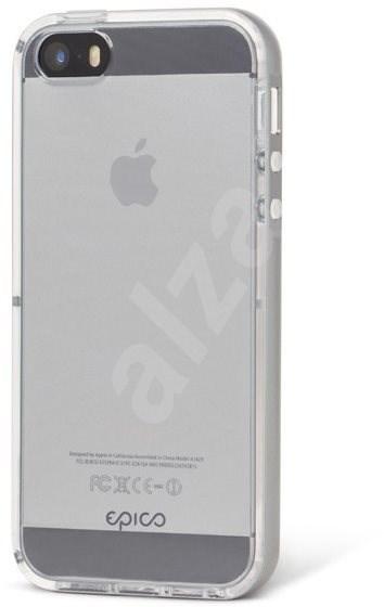 Epico Guard kryt s rámčekom pre iPhone 5 5S SE sivý - Ochranný kryt ... 5b7635eeb8b