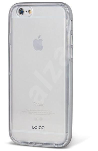 Epico Guard kryt s rámčekom pre iPhone 6 6S sivý - Ochranný kryt ... 5ed5a6a6054