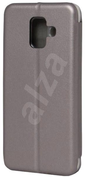 Epico Wispy pre Samsung Galaxy A6 (2018) – sivé - Puzdro na mobil