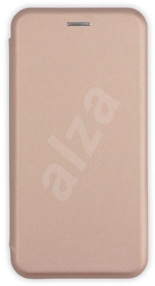 Epico Wispy Flip case na Motorola Moto G7 Plus – rose gold - Puzdro na mobil