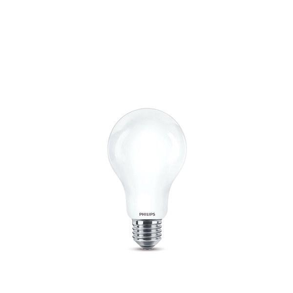 Philips LED 18,5 – 120W, E27, matná, 2700K - LED žiarovka