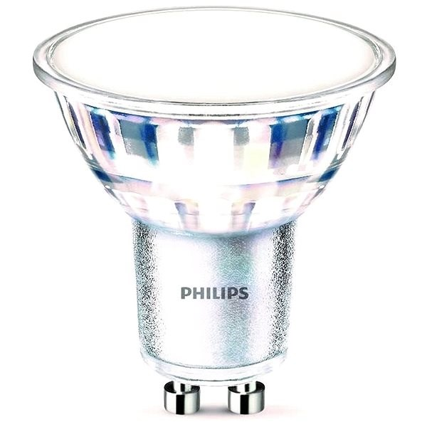 Philips LED Classic spot 550 lm, GU10, 4000K - LED žiarovka