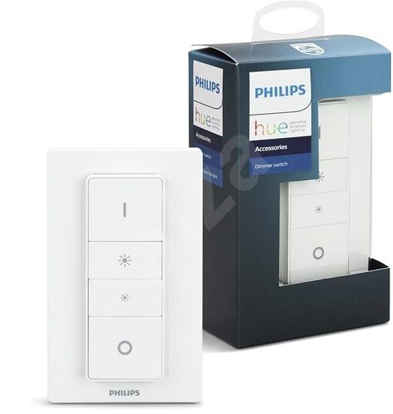 Philips Hue dimmer switch - Bezdrôtový ovládač