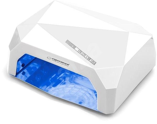 Esperanza EBN002W ONYX - UV lampa na nechty