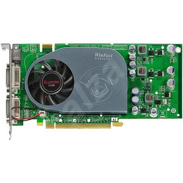 Leadtek WinFast PX9500GT 512MB DDR3 - Grafická karta