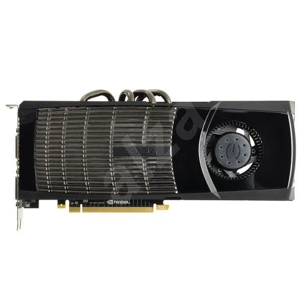 EVGA GeForce GTX480 - Grafická karta