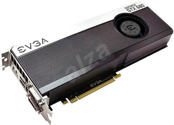 EVGA GeForce GTX680 FTW+ - Grafická karta