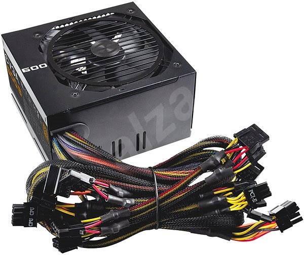 EVGA 600B - PC zdroj