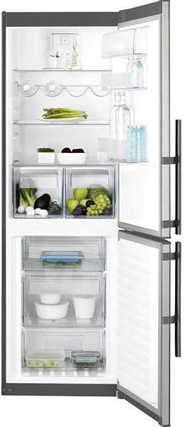 Electrolux EN3453OOX - Chladnička s mrazničkou