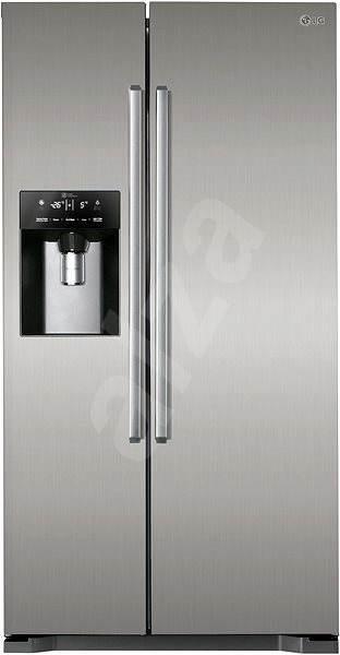 LG GSL325PZCVD + 10 rokov záruka na kompresor - Americká chladnička