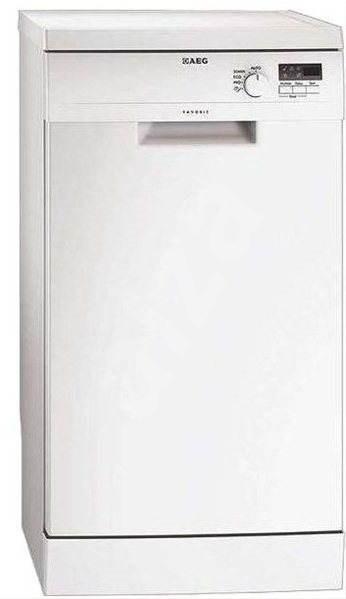 AEG F55410W0P bílá - Umývačka