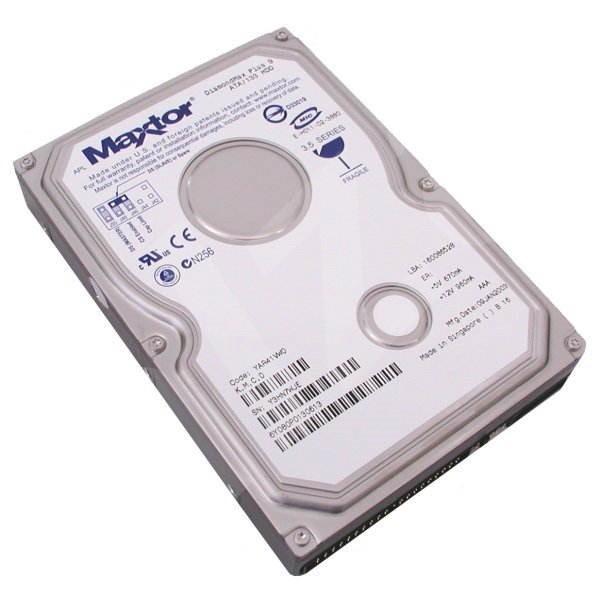 MAXTOR DiamondMax Plus 9 160GB - 7200rpm 8MB 6Y160P0 - Pevný disk
