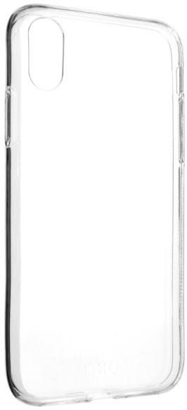 FIXED pre Apple iPhone X čirý - Kryt na mobil