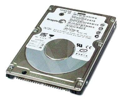 "Seagate 2.5"" Momentus 7200.1 80GB, 8MB cache, 7200ot, ST980825A - Pevný disk"