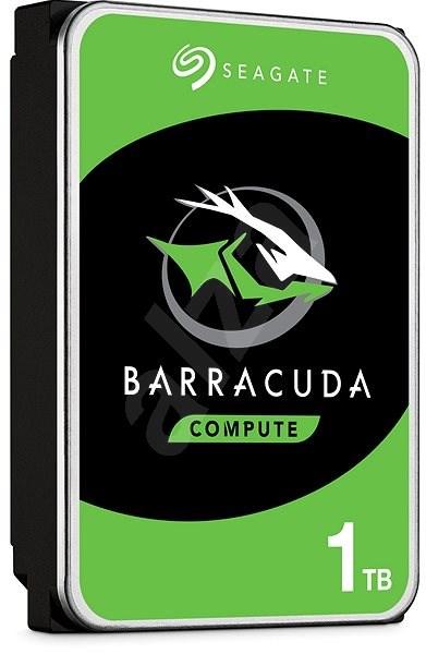 Seagate BarraCuda HDD 1 TB - Pevný disk