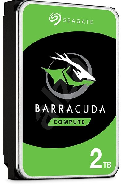 Seagate BarraCuda 2 TB - Pevný disk