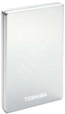 """Toshiba STOR.E ALU 2S 2.5"""" 500GB stříbrný - Externý disk"""
