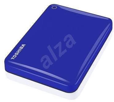 Toshiba Canvio CONNECT II 2.5  quot 500GB modrý - Externý disk 9815a988d5