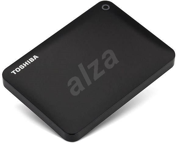 Toshiba Canvio CONNECT II 2.5  quot 3000GB čierny - Externý disk c3f38ce502