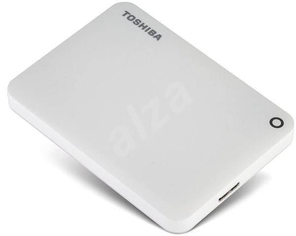 Toshiba Canvio CONNECT II 2.5  quot 3000GB biely - Externý disk 3af9e21c2c
