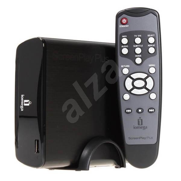 IOMEGA ScreenPlay Plus 1TB - Multimediální přehrávač