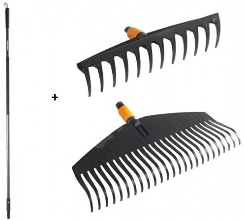 0ec67848c5a1d Fiskars Set Hrable QuikFit plast - Náradie | Alza.sk