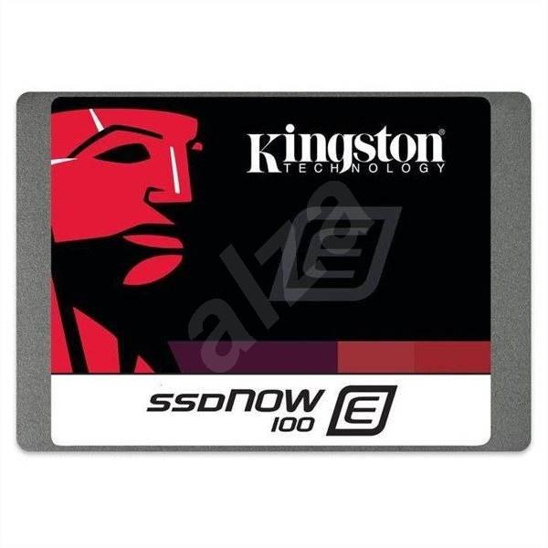 Kingston SSDNow E100 Series 100GB - SSD disk