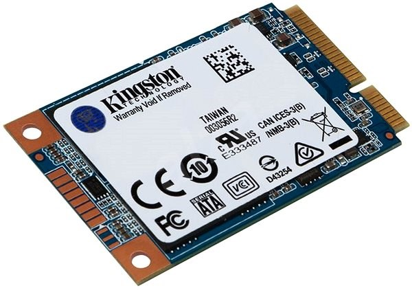 Kingston SSD Now UV500 120 GB mSATA - SSD disk