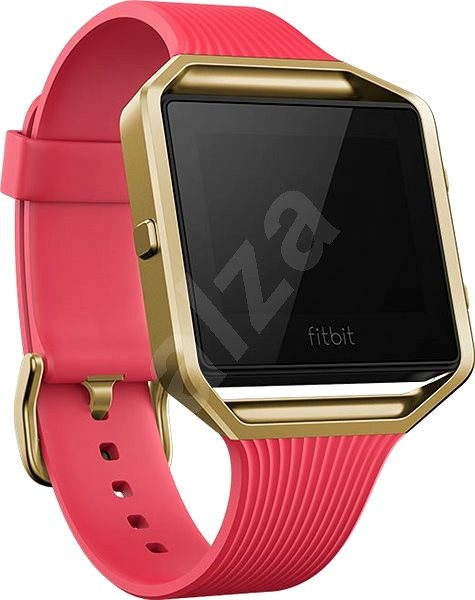 Fitbit Blaze Tapered Pink Gold Small - Smart hodinky