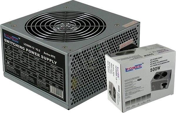 LC Power LC500H-12 500W - Počítačový zdroj