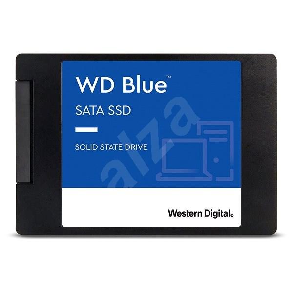 "WD Blue 3D SSD NAND 500GB 2.5"" - SSD disk"