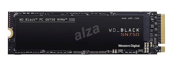 WD Black SN750 NVMe SSD 500 GB - SSD disk