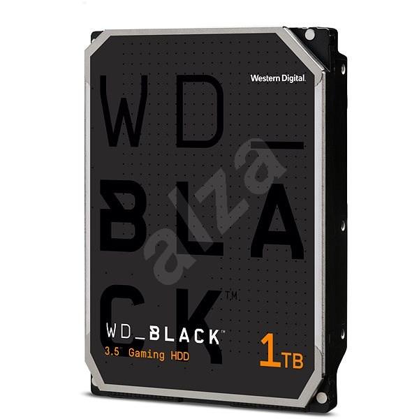 WD Black 1 TB - Pevný disk