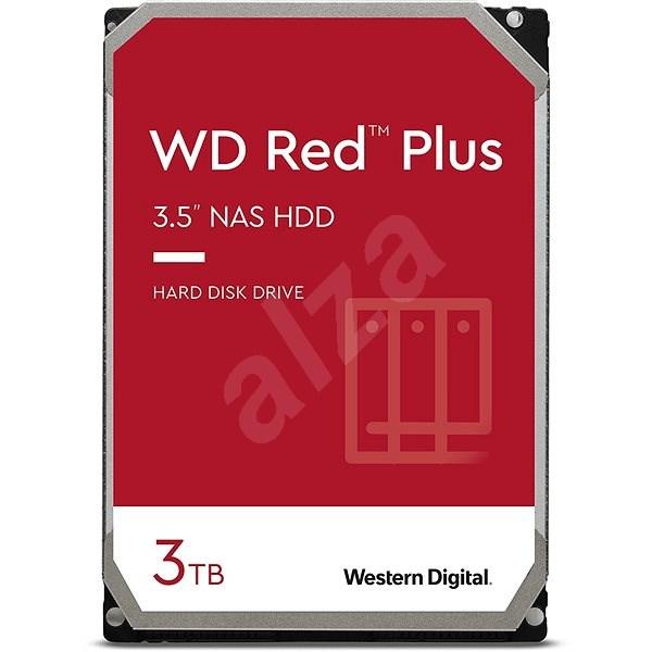 WD Red 3 TB - Pevný disk